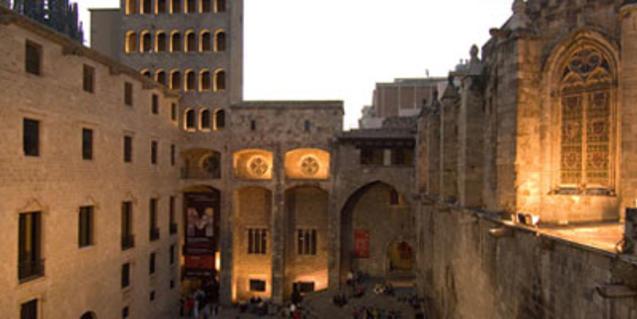 Conjunt monumental Plaça del Rei