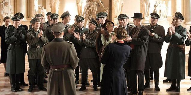 'Francofonia. Le Louvre sous l'Occupation'