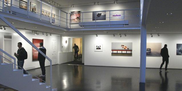 La exposición estará en la Fundación Colectania hasta el 10 de diciembre