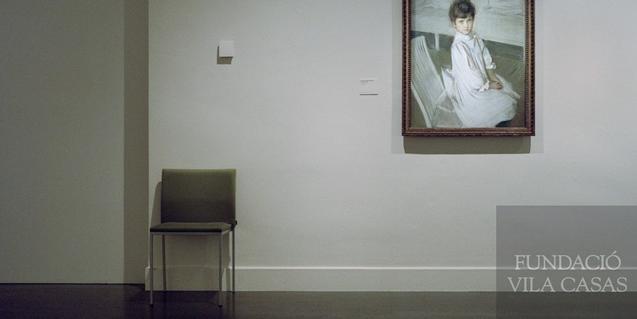 '8 horas con Tàpies' en el Museo Can Framis de la Fundació Vila Casas