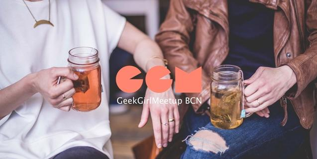Primer encuentro GeekGirlMeetup BCN