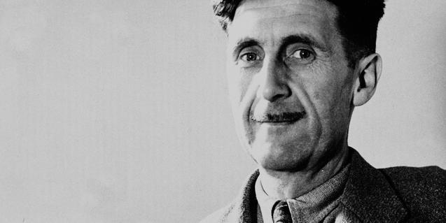 Imatge de George Orwell