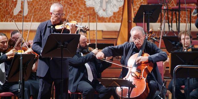 Lluís y Gerard Claret