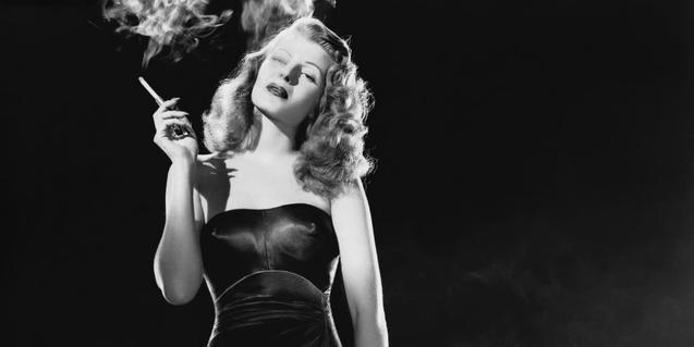 Rita Hayworth en el seu recordat paper a 'Gilda'