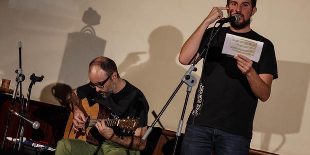 Dídac Rocher i Jaume C. Pons
