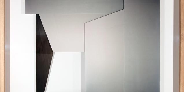 'Gravitación visual' és el títol de la mostra