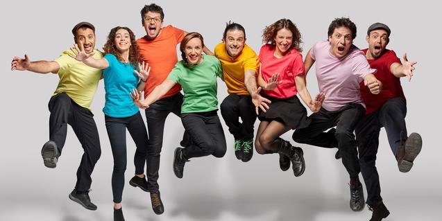 Imagen promocional del grupo El pot petit.