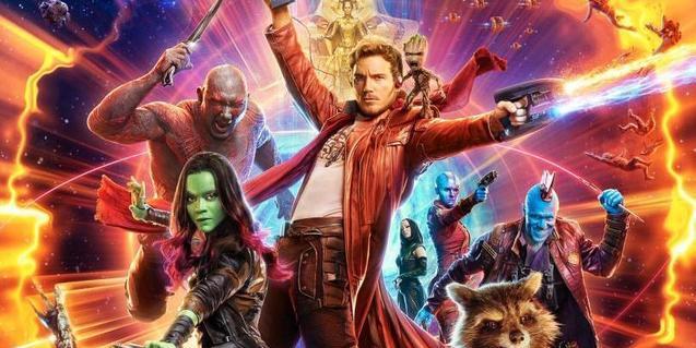 La segona part de 'Guardianes de la Galaxia' serà una de les pel·lícules que es podran veure en la Festa del Cinema