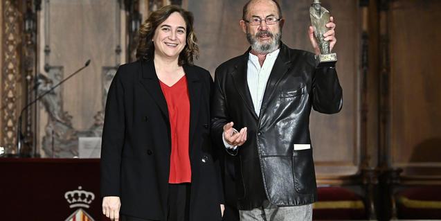 XV Premio Pepe Carvalho