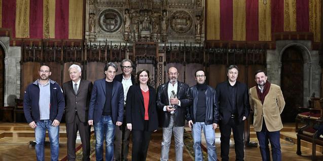 XV Premi Pepe Carvalho