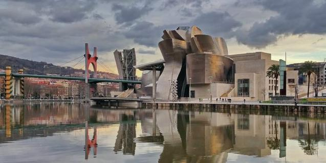 El Museo Guggenheim de Bilbao