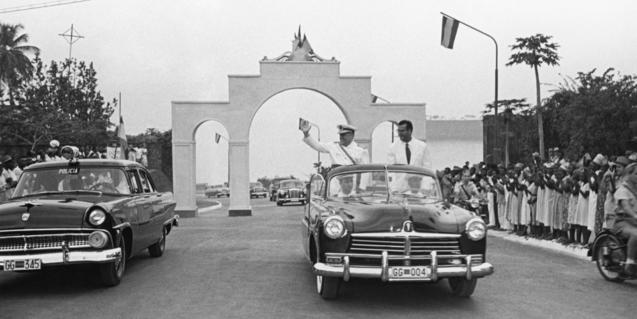 'Guinea: el franquisme colonial'