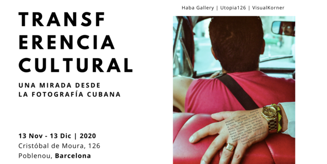 Utopia126 i Haba Gallery organitzen l'exposició 'Transferencia cultural. Una mirada desde la fotografía cubana'