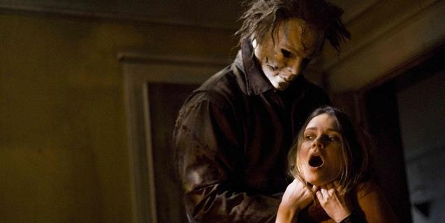 Un fotograma del film de terror 'Halloween, el origen'