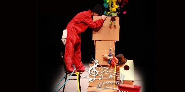 Imatge del cartell de l'espectacle
