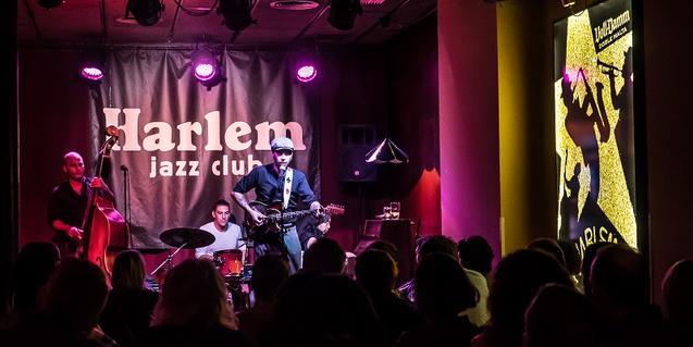 Chino Swingslide al Harlem Jazz Club