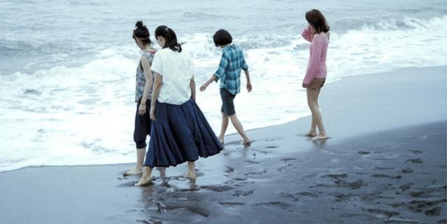 'La hermana pequeña', una imagen de la película japonesa