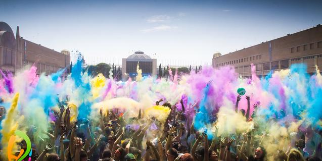 Holi Festival of Colours