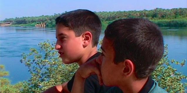 Fotograma del documental 'Homeland Iraq: any zero'