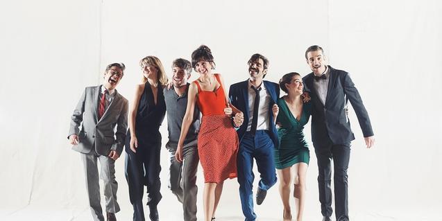 Actores y actrices que interpretarán el clásico de Goldoni en la Biblioteca de Catalunya