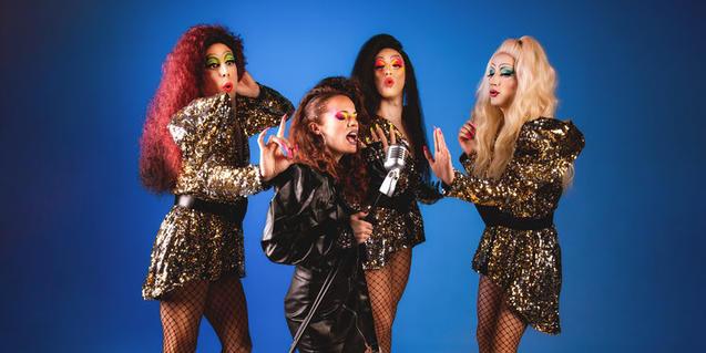 'Las chicas del coro' a l'Almeria Teatre