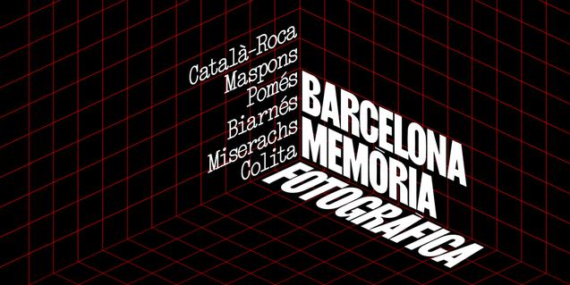 'Barcelona memoria fotográfica' inaugura el jueves 1 de octubre en el IDEAL