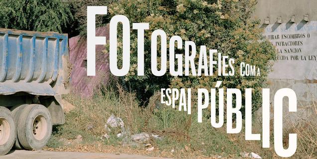 A poster for this exhibiiton at Arts Santa Mònica