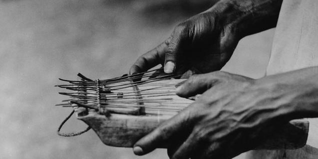 'Músicas los dedos. Zanzas africanas de la Fundación La Fontana'
