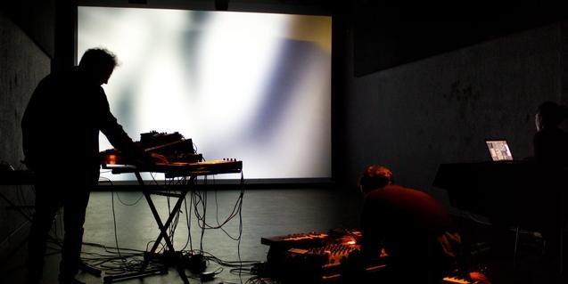 Una imagen de una de las proyecciones de la última edición del festival