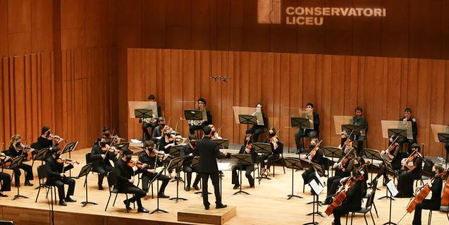 Ciclo de conciertos 'Liceu Jove'