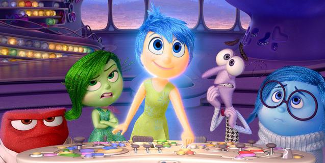Fotograma de la pel·lícula Inside Out