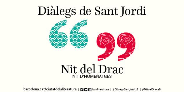 Diàlegs de Sant Jordi i Nit del Drac