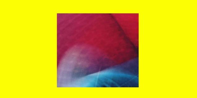 Una de las imágenes abstractas que podréis ver en la exposición
