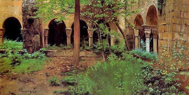 Jardín de Rusiñol