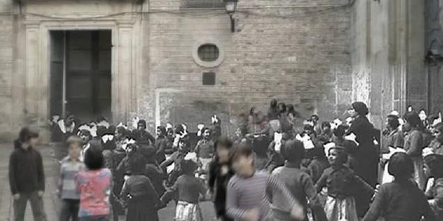 Una de les imatges que podreu veure al vídeo