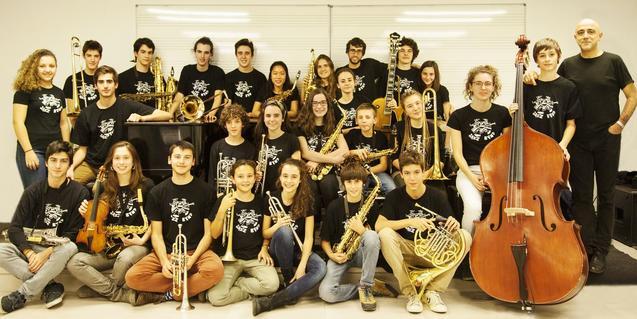 Joan Chamorro & Young Band Sant Andreu