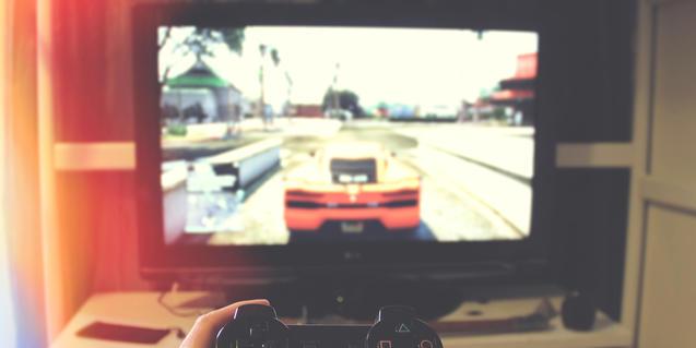 Imatge d'un videojoc