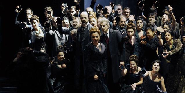 'Les contes d'Hoffmann' al Gran Teatre del Liceu fins a l'1 de febrer
