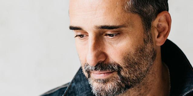 El cantautor Jorge Drexler
