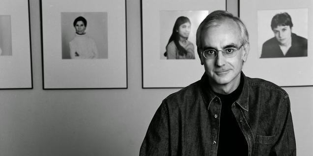Josep Aznar en su estudio