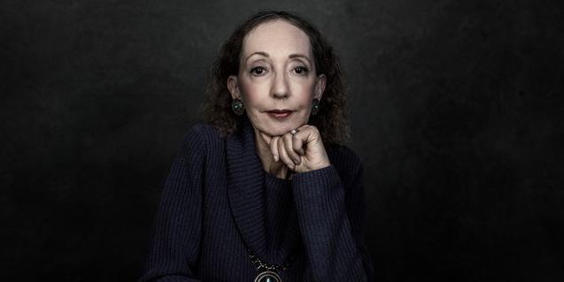 Joyce Carol Oates. © Dustin Cohen
