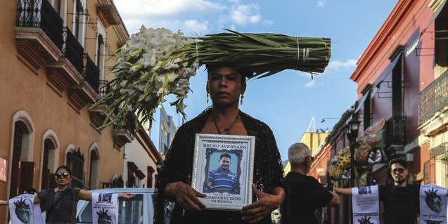 Image from the video documentary 'Justicia para Bruno' by Lukas Avendaño