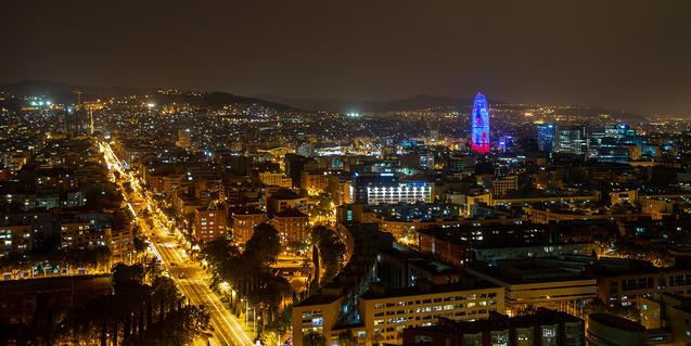 Llums a Barcelona