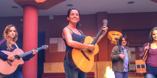 Les Kol·lontai oferirà un repertori de cançons feministes