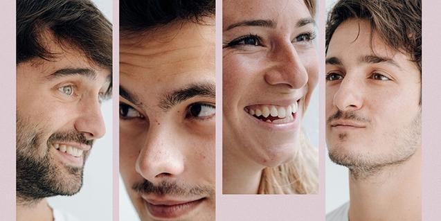 Els quatre intèrprets de la nova versió de 'Kràmpack'