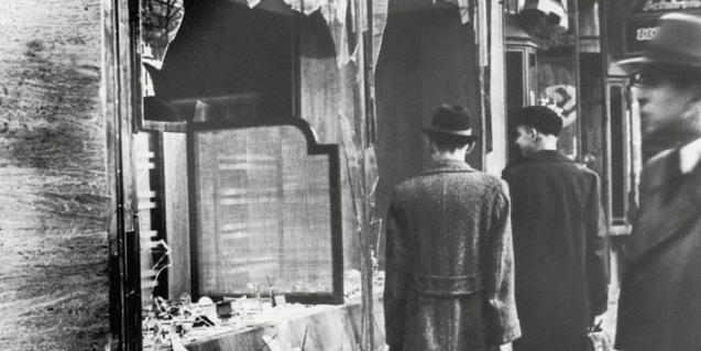 La Kristallnacht 2020 comemora el 82.º aniversario de la Noche de los Cristales Rotos