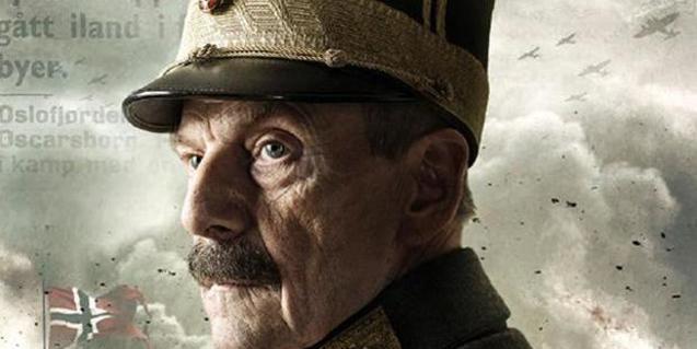 Cartell de la pel·lícula 'La decisión del rey'