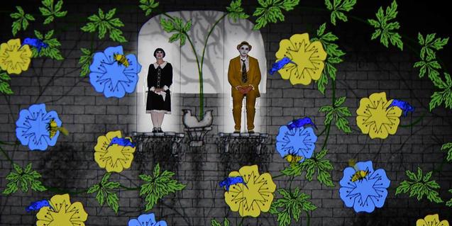 L'original posada en escena de 'La flauta màgica' recorda el cinema mut dels anys 20