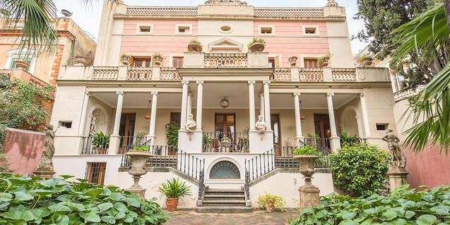 Visites guiades a la Casa Rocamora de Cases Singulars