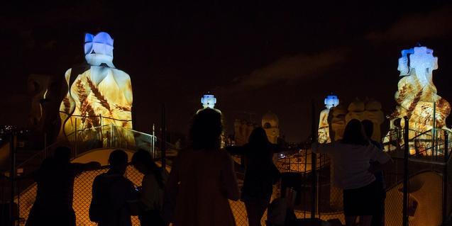 La Pedrera Night Experience